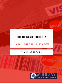 Credit Card Concepts