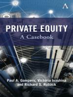 Private Equity: A Casebook