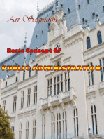 Introduction to Public Administration