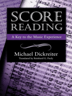 Score Reading: A Key to the Music Experience