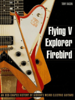 Flying V, Explorer, Firebird: An Odd-Shaped History of Gibson's Weird Electric Guitars