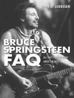 Bruce Springsteen FAQ