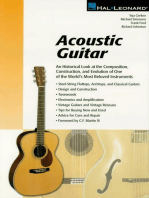 Acoustic Guitar: The Composition, Construction and Evolution of One of World's Most Beloved Instruments