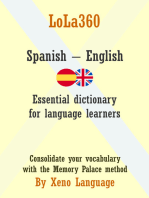 LoLa360: Learn Spanish with the Memory Palace