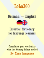LoLa360: Learn German with the Memory Palace