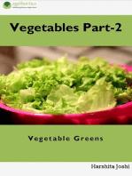 Vegetable Part-2