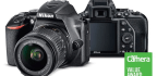 Nikon D3500 £399/$397