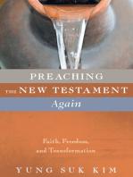 Preaching the New Testament Again