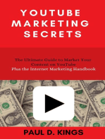 YouTube Marketing Secrets