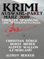 Krimi Auswahl-Paket März 2019