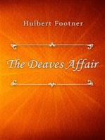 The Deaves Affair