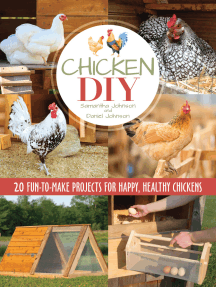 Chicken DIY: 20 Fun-to-Make Projects for Happy and Healthy Chickens