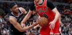 The Bulls Will Proceed Cautiously With Zach LaVine's Ailing Right Knee