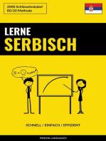 Lerne Serbisch