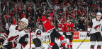 Brendan Perlini's Hat Trick Leads Blackhawks To 7-1 Rout Over Coyotes