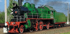 Timetabled Steam Back On Track In Russia After 43 Years