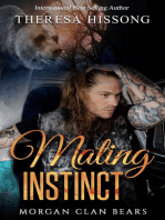 Mating Instinct (Morgan Clan Bears, Book 2)