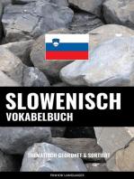 Slowenisch Vokabelbuch