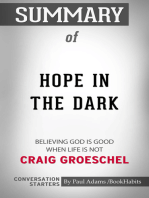 Summary of Hope in the Dark