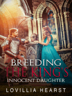 Breeding The King's Innocent Daughter