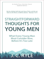 Straightforward Thoughts for Young Men