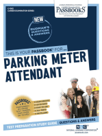 Parking Meter Attendant