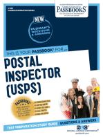 Postal Inspector (U.S.P.S.)