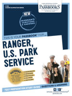 Ranger, U.S. Park Service