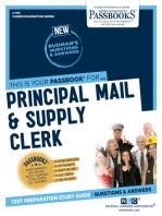 Principal Mail & Supply Clerk