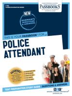 Police Attendant