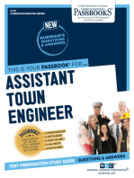 Assistant Town Engineer