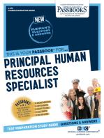 Principal Human Resources Specialist