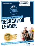 Recreation Leader