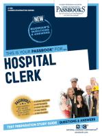 Hospital Clerk