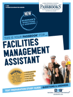 Facilities Management Assistant