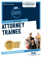 Attorney Trainee