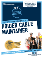 Power Cable Maintainer