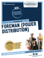 Foreman (Power Distribution)