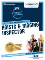 Hoists & Rigging Inspector