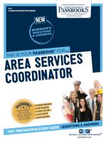 Area Services Coordinator