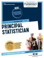 Principal Statistician
