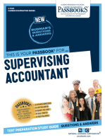 Supervising Accountant