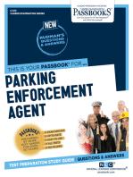 Parking Enforcement Agent