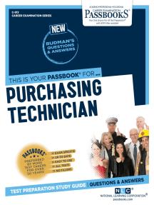 Purchasing Technician: Passbooks Study Guide