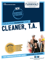 Cleaner (Transit Authority)