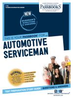 Automotive Serviceman