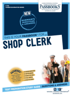 Shop Clerk