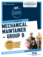 Mechanical Maintainer – Group B