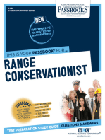 Range Conservationist