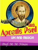 Apostle Paul:Architect and Builder of the Church